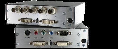 Multi-Signal Video Converters