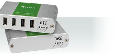 Icron USB 2.0 Extenders