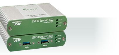 Icron USB 3.0 Extenders