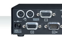 Analogue KVM Extenders