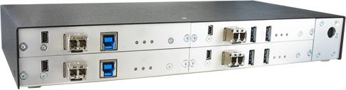 IHSE broadens Draco vario KVM range with new USB 3.0 extender