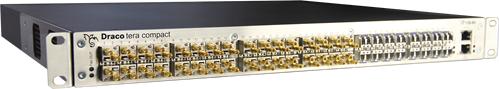 New Draco Tera Compact KVM matrix switches for 3G SDI and USB 3.0