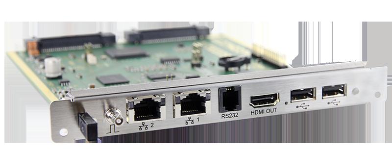 New controller board for IHSE Draco Tera Enterprise