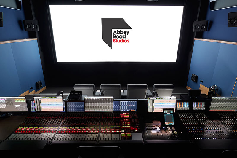 IHSE Draco Tera KVM switch enhances Abbey Road Studios new film mixing stage in London