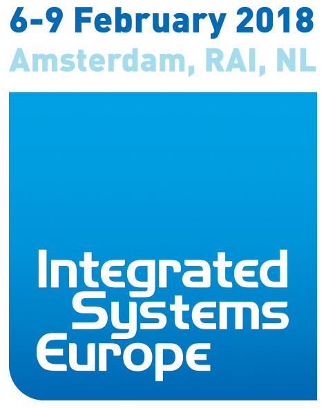 Integrated Systems Europe 2018