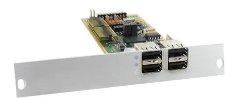 Maximum speed, Minimum Cabling IHSE introduces 100 Mbit/s USB 2.0 upgrade modules