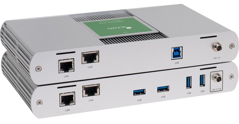 Icron soon to release USB 3-2-1 Raven 3104 / 3124