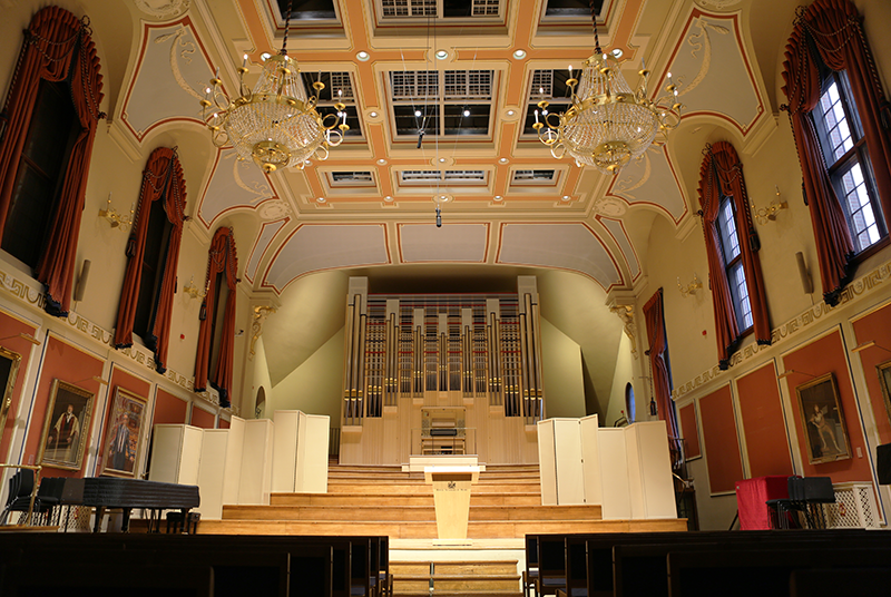 The Royal Academy of Music installs IHSE Draco Tera KVM system
