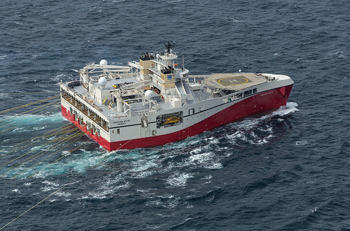 KVM in Maritime Research