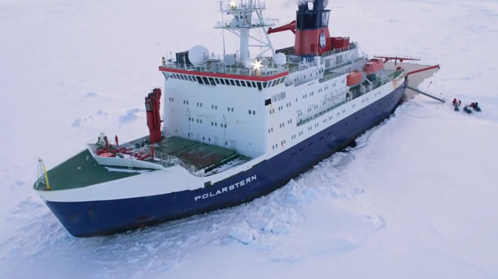 IHSE KVM system supports the largest-scale Arctic research expedition of all time